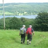 lake district guided walks coniston