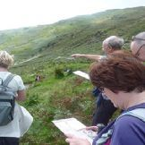 lake district walks map and compass guided walk